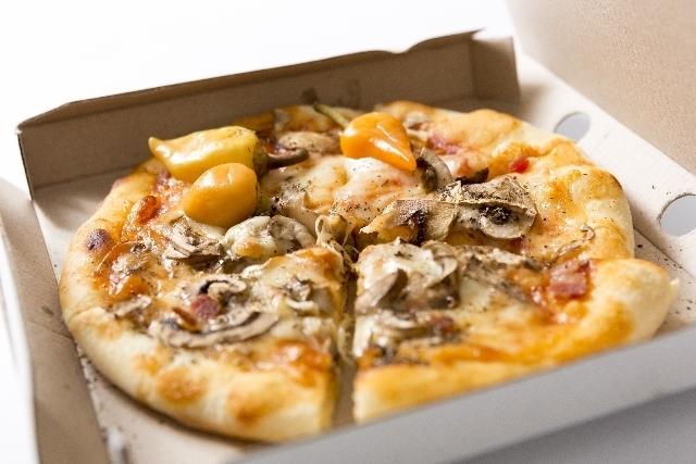 ピザのデリバリーバイト体験談