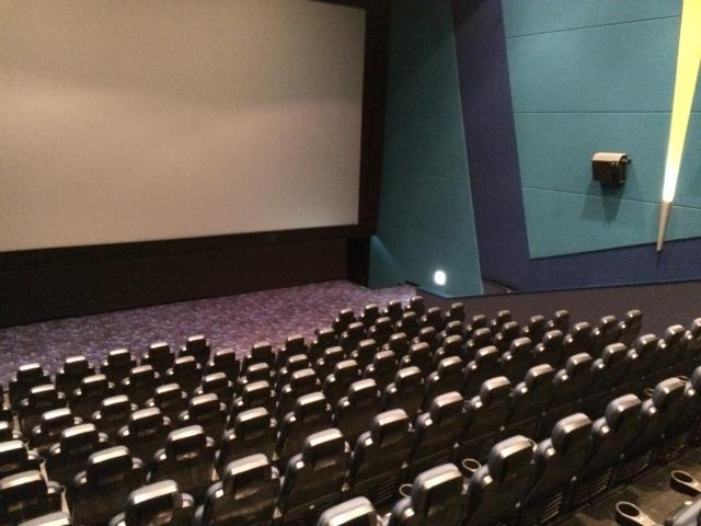 映画館スタッフのアルバイトは意外と楽