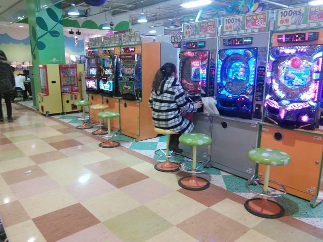 ゲームセンターでのアルバイトは意外と暇