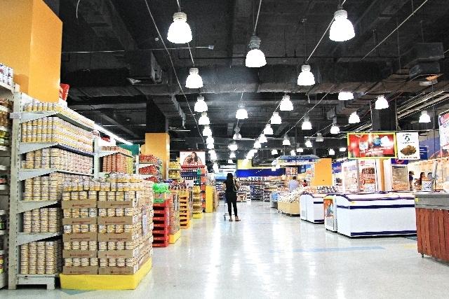 スーパー冷凍食品の品出しバイト体験談