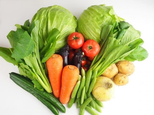 野菜を袋に詰めつづける超楽なアルバイト