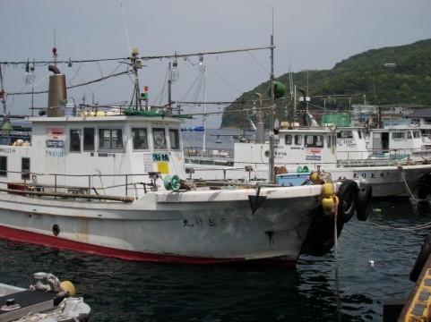 趣味を兼ねた「釣りガイド」の仕事