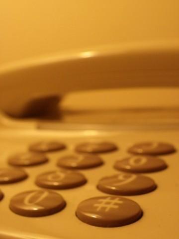 あまりに暇で楽すぎた電話番バイト